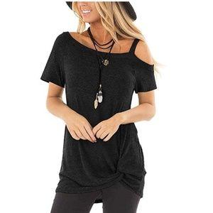 SAMPEEL Women's Casual Tunics Tops